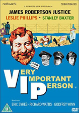 Very Important Person  DVD NEW