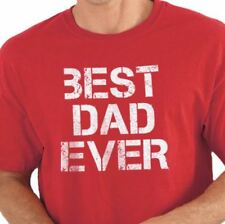 Best Dad Ever Men's T-Shirt cool tshirt designs funny tees dad gift fathers day