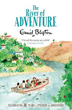 Blyton, Enid-The River Of Adventure  BOOK NEW