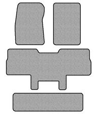 1998-2002 Lincoln Navigator 4 pc Set Factory Fit Floor Mats (Console - 2nd row)