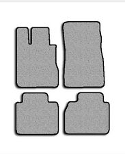 2000-2006 Mercedes-Benz S Class 4 pc Set Factory Fit Floor Mats (Non-4MATIC)