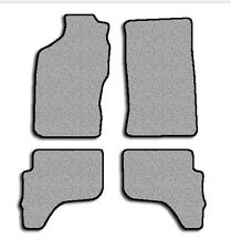 2001-2004 Toyota Tacoma Crew Cab / Double Cab 4 pc Set Factory Fit Floor Mats