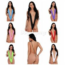 Women One-Piece Swimsuit Beachwear Swimwear Push Up Monokini Bikini Bodysuit
