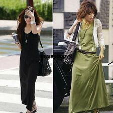 Fashion Lady/Women's SUMMER Long Vest Maxi Cocktail Dress Party VGY02