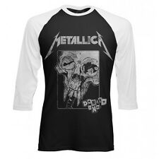 T-shirt Manches Longues Metallica - Damage Detail Inversed