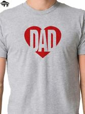 I Love DAD Men's T-Shirt cool tshirt designs funny tees Dad gift fathers day