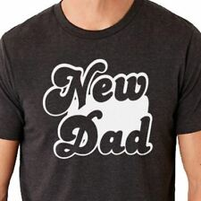 New Dad Men's T-Shirt cool tshirt design funny tees father day gift dad gift