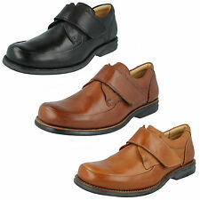 MENS ANATOMIC & CO FORMAL CASUAL LEATHER SOFT COMFY RIPTAPE STRAP SHOES TAPAJOS