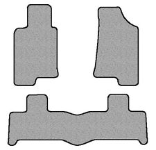 2007-2010 Hummer H3 3 pc Set Factory Fit Floor Mats