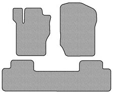 2007-2012 Mercedes-Benz GL Class 3 pc Set Factory Fit Floor Mats