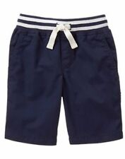 NWT Gymboree Boy shorts Pull on Shorts Jawsome Classic fit Navy Blue many sizes