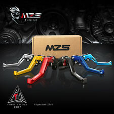 MZS Brake Clutch Levers For BMW K1200S 2004-2008 R1200ST 2005-2008 R1200GS 04-12