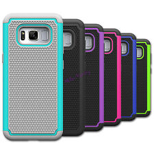 For Samsung Galaxy S8+ / S8 Plus Phone Case Hybrid Dual Layer Protective Cover