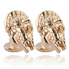 Cool Star Trek Transformers Spider Vintage Cuff Links Men Wedding Cufflinks Gift