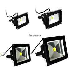 10W 20W 30W 50W LED Flood Light Cold Warm White Waterproof Outdoor FPAW01