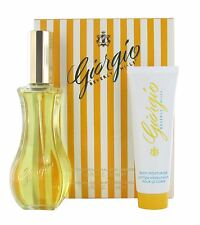 Giorgio Beverly Hills Giorgio 90ml Eau de Toilette and 50ml Body Lotion Gift Set