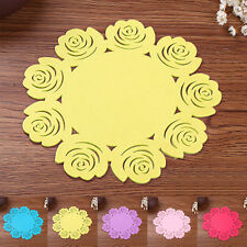 Creative Silicone Cup Bowl Mat Table  Heat insulation Potholder Tableware Pad