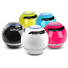 Portable Wireless Bass Stereo Bluetooth Speaker for Smart Phone Tablet PC Candy