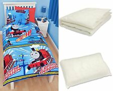 Thomas The Tank Engine Single Bed in a Bag Bundle Duvet Cover Quilt Pillow Set