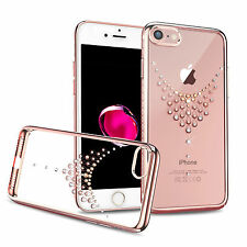 Dew Bling Diamond Case Slim Cover For iPhone 6 6s 7 8 Plus W/H Swarovski Element