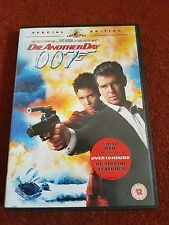007 James Bond - Die Another Day Special Edition 2 disc dvd. 12 Rating