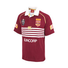 Queensland QLD Maroons NRL State of Origin Classic Mens Jersey BNWT Rugby League