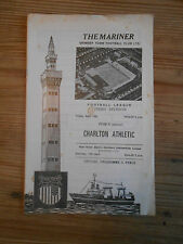 Grimsby Town Programmes