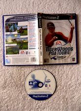 30386 Tiger Woods PGA Tour 2001 - Sony Playstation 2 (2001) SLES 50118