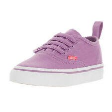 Vans Authenic V Lace Violet Toddler Shoes