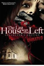 Last House on the Left (DVD, 2009, Checkpoint Sensormatic Widescreen)