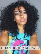 Short Bob Wigs Curly Lace Front Human Hair Wig For African Americans Indian Remy