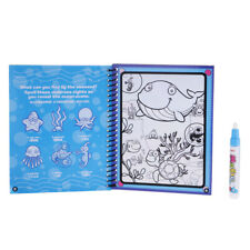 Kids Drawing Water Pen Painting Magic Doodle Mat Board Educational Toys Learning
