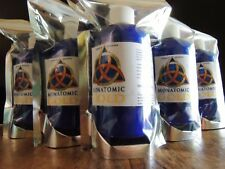 3 PACK! MONATOMIC GOLD ORMUS MANNA DNA Repair, decalcify pineal gland .9999 gold