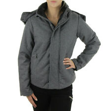 NEW All About Eve - Puffer Ruby Womens Jacket/Charcoal