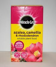 Miracle-Gro Azalea Camellia and Rhododendron Soluble Plant Food Carton 1 kg