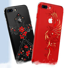 Phoenix Bling Diamond Case Cover For iPhone 6 6s 7 Plus With Swarovski Elements