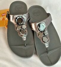 WOMENS LUNETTA PEWTER FITFLOP MULTIPLE SIZES NEW MSRP $110