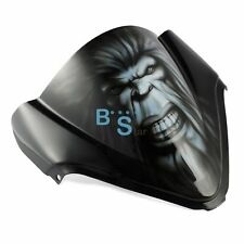 Airbrushed Ape Windscreen Windshield Fit Suzuki GSXR 600 750 Fairing motorcycle