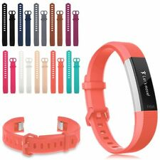 Wristband Silicone Watch Bracelet Watche Strap Band For Fitbit Alta/ Alta HR
