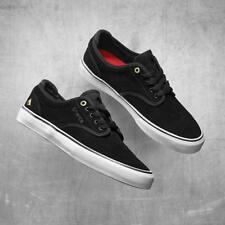 Emerica Wino G6 Black/White Skateboard Shoes