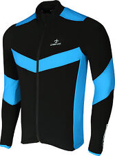 """bicycle winter jersey Ful/Long Sleeve Men thermal Cycling Jersey  """"LEADER"""""""