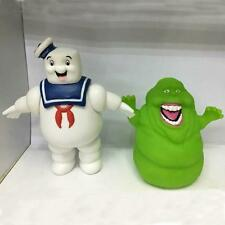 """Ghostbusters Marshmallow Man Stay Puft Plush Vintage Ghost Toys Figure 6"""""""