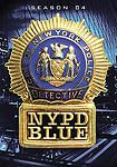 NYPD Blue - Complete 4th Fourth Season 4 Four ~ BRAND NEW DVD SET Sealed