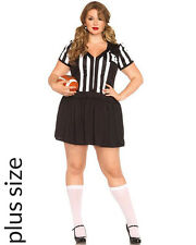 Halftime Hottie Womens Plus Size Costume