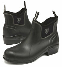 Grubs Outline 5.0 Jodhpur Horse Riding Boots in Black