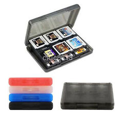 28-in-1 Game Memory Card Case Cover Holder Cartridge Storage for Nintendo 3DS