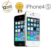 Apple iPhone 4S AT&T Network Locked GSM 8GB/16GB/32GB Smartphone