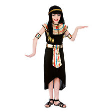 Ladies Egyptian Queen Fancy Dress Costume for Ancient Pharaoh Egypt Cosplay Outf