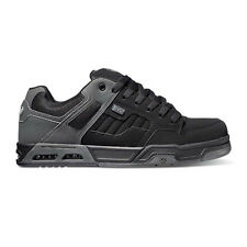DVS Enduro Black/Grey Skateboard Shoes Skate Shoe Size 43