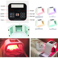 4 Colors LED Photon Light Facial Body Skin Rejuvenation PDT Photodynamic Therapy